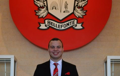 The face of Bellefonte High