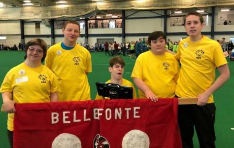 Bellefonte brings home champions