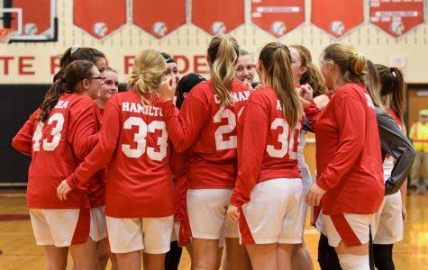 Girls basketball: January update