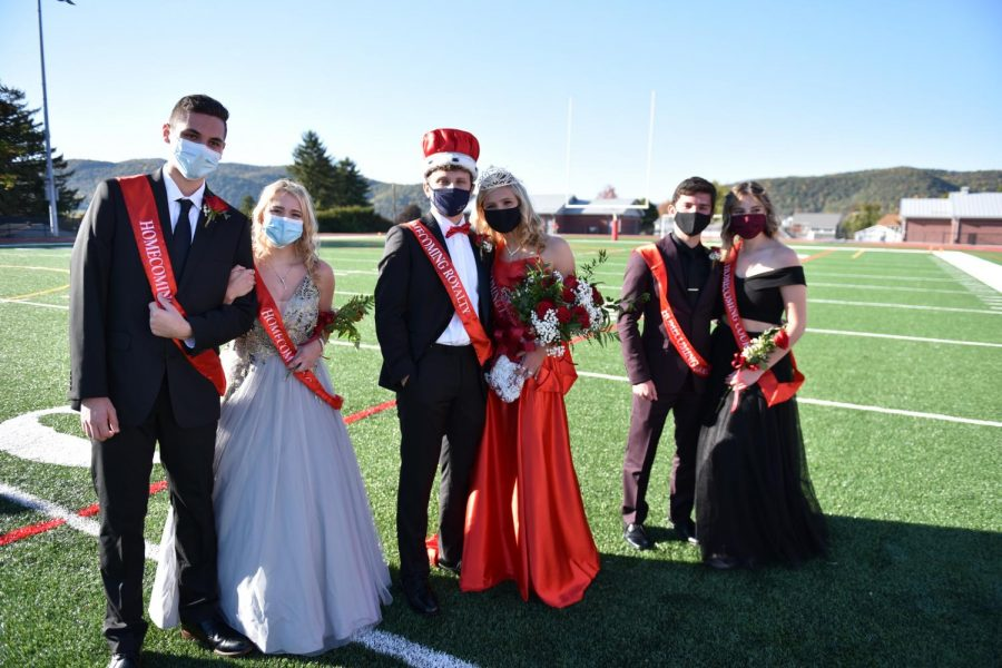 The royalty of Bellefonte High