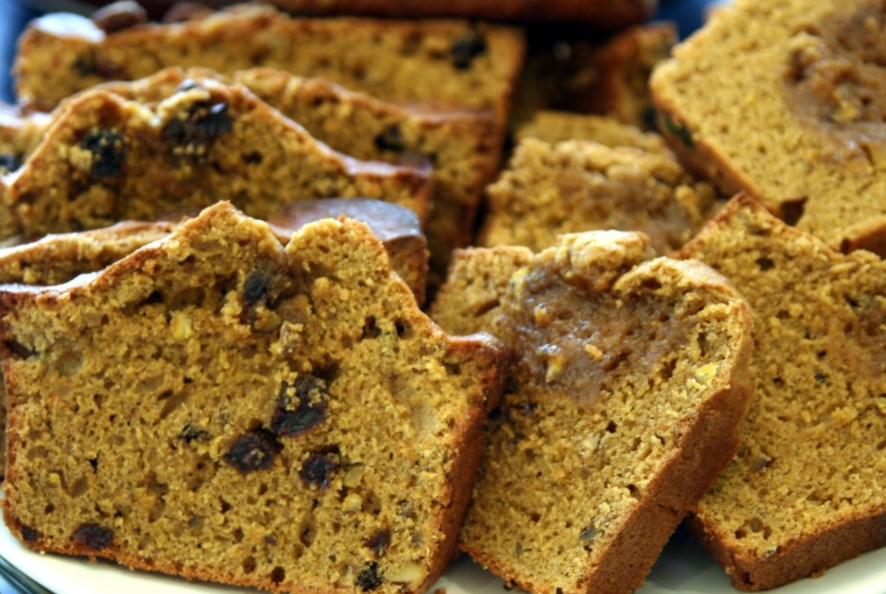 Pumpkin Bread is a fall favorite and can be easily adjusted to suit your preference of added ingredients like walnuts or raisins.