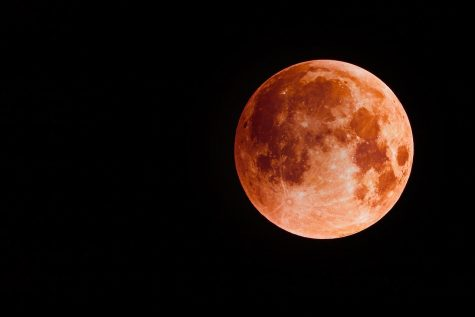 Blood moons occur about twice a year.