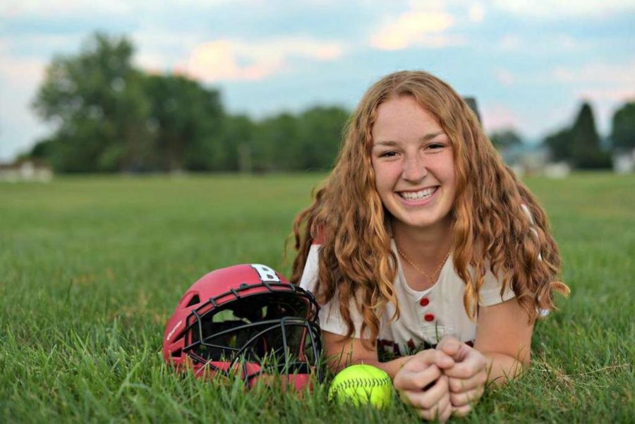 From softball to conspiracies: meet Maddie Tice