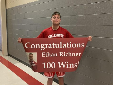 Richner's 100th win