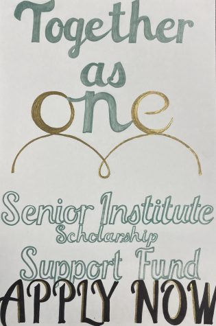 Senior Institute helps a fellow senior