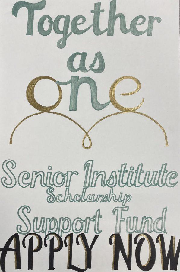 Senior Institute helps a fellow senior