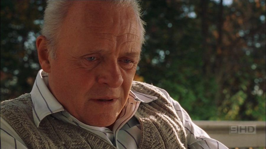 Anthony Hopkins takes home the title of Best Actor for his role in