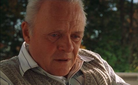 """Anthony Hopkins takes home the title of Best Actor for his role in """"The Father."""""""