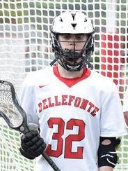 Senior Seth Chapman
