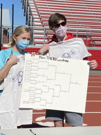 Student Council raises nearly $10,000