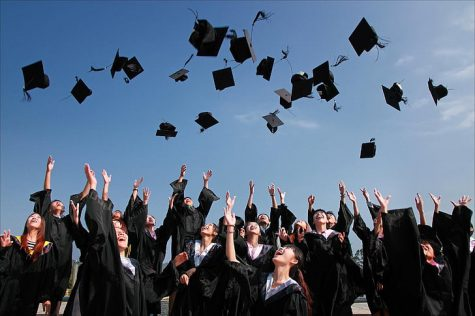 Graduates say goodbye to the place they