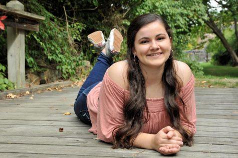 Senior Jenna Wakefield