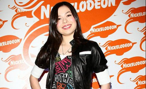 Miranda Cosgrove played Carly Shay for five years.