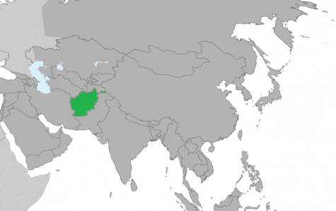 Afghanistan, located in Southwestern Asia.